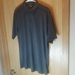 NWOT Bolle Medium Polo Gray